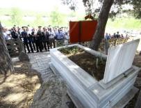 KAHRAMANLıK - Çanakkale Kahramanı Kabri Başında Anıldı