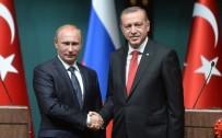 RUSYA DEVLET BAŞKANı - Cumhurbaşkanı Erdoğan Ve Putin, Suriye'yi Görüştü