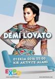 DEMI LOVATO - Demi Lovato EXPO 2016'Da Konser Verecek