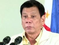 FILIPINLER - Duterte'den AB'ye: İki yüzlüler
