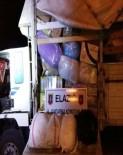 GEZIN - Elazığ'da 46 Kilogram Esrar Ele Geçirildi