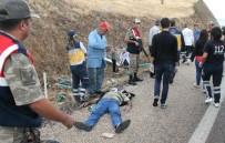 Elazığ'daki Trafik Kazasında Ölü Sayısı 3'E Yükseldi