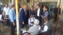 FıRAT ANLı - Eş Başkanlar Belediye Ve Esnafı Ziyaret Etti