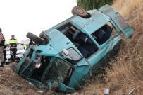 Hastane çıkşı kaza: 2 ölü, 12 yaralı