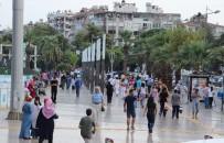 SEMT PAZARI - Hayalet Şehir Aydın Normale Döndü