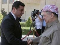 SELAHATTİN DEMİRTAŞ - Barzani-Demirtaş görüşmesinin ayrıntıları