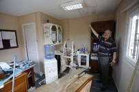 NAMIK KEMAL - Hırsızlık Mağduru Muhtarın Ofisi Yenilendi