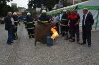 TATBIKAT - Iğdır'da Yangın Tatbikatı