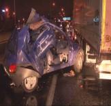 HAYDARPAŞA - İstanbul'da Zincirleme Trafik Kazası Açıklaması 1 Yaralı