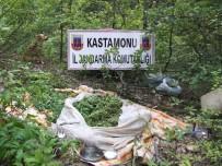 GÜNEBAKAN - Kastamonu'da 10 Kilogram Esrar Ele Geçirildi