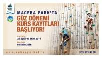 SOSYAL HİZMETLER - Macera Park'ta Güz Dönemi Macerası Başlıyor