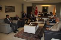 ÖĞRENCİ SAYISI - Milletvekili Mustafa Şahin'den İkinci Üniversite Açıklaması