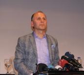 MUHARREM USTA - Muharrem Usta Açıklaması 'Daha Çok Çalışıp Başaracağız'