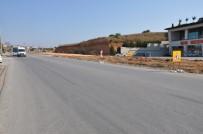 MUHSİN YAZICIOĞLU - Muhsin Yazıcıoğlu Caddesinde Yol Genişletme Çalışmaları Sürüyor