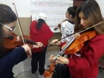 KAPADOKYA - Müzik Eğitimleri Başvuruları Devam Ediyor