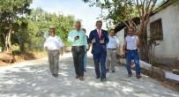 HALUK ALICIK - Nazilli Belediyesi Yeni Yollar Açmaya Devam Ediyor