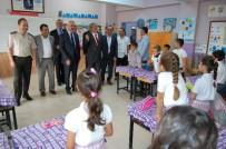 HÜKÜMET KONAĞI - Osmancık'ta İlköğretim Haftası Kutlamaları