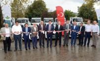 İŞ MAKİNASI - Osmangazi Belediyesi Araç Filosunu Yeniliyor