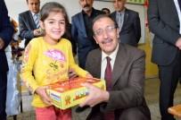 AHMET YıLDıZ - Palandöken Belediyesi'nce Öğrencilere Eğitim Seti Hediye Edildi