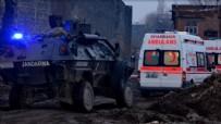 KAÇıŞ - PKK'dan 2 noktaya taciz ateşi