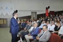 MUSTAFA ŞAHİN - Rektör Şahin, Akademik Kurul Toplantısı'na Katıldı