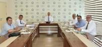 SANAYİ BÖLGELERİ - Salihli OSB Yönetimi Eylül Ayı Toplantısını Yaptı