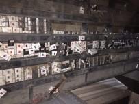 SIGARA - Şanlıurfa'da 13 Bin Paket Kaçak Sigara Ele Geçirildi
