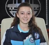 ALTIN MADALYA - Sivas Demirspor Sporcusu Aydın Gençler Balkan Tekvando Şampiyonası'na Katılacak
