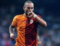 WESLEY SNEIJDER - Sneijder'e yazık oldu!