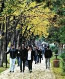 GEZIN - 'Sonbahar' Fotoğrafı Mezun Öğrencilerin Erzurum Özlemine Tercüman Oldu