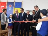 LABORATUVAR - TİKA'nın Kurduğu Spor Salonu Ve Bilgisayar Laboratuvarını Romanya Prensi Açtı