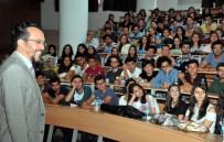 MUSTAFA ASLAN - Tıp Öğrencilerine İlk Ders Rektör Bircan'dan