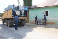 ÇÖP KONTEYNERİ - Tufanbeyli Belediyesi'nden Temizlik Atağı