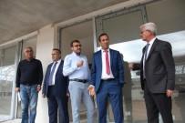 GEVREK - Yeni Malatyaspor Yönetimi, Malatya Arena Stadı'nda İncelemelerde Bulundu