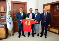GEVREK - Yeni Malatyaspor Yönetiminden Çakır'a Ziyaret