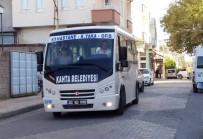 ÜCRETSİZ ULAŞIM - Yeni Minibüsler Hizmet Vermeye Başladı