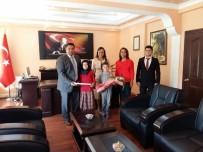 Yenipazarlı Miniklerden Kaymakam Erkol'a Ziyaret