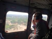 HÜRRİYET MAHALLESİ - Yılmaz, Samsun'u Havadan İnceledi