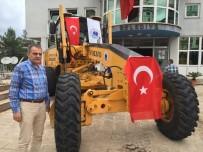 İBRAHIM SAĞıROĞLU - Yomra Belediyesi Araç Parkını Yeniliyor