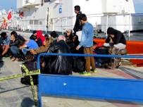 KAMERUN - 166 Kaçak Göçmen Son Anda Kurtarıldı