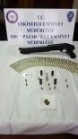 POMPALI TÜFEK - 2'Si Cezaevi Firarisi 3 Aranan Şahıs Yakalandı