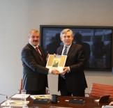 BROWN - AFAD Başkanı Bilden, Eski İngiltere Başbakanı Gordon Brown'la Görüştü