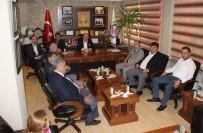 TÜRKLER - AK Parti'den 15 Temmuz Ziyareti