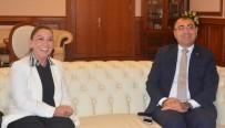 ANAYASA MAHKEMESİ - AK Parti Genel Başkan Yardımcısı Öznur Çalık Açıklaması