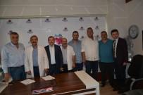 UĞUR AYDEMİR - Akhisar Belediyespor'un Sağlıkta Sponsoru Özel Doğuş Hastanesi Oldu