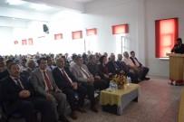 SAYGI DURUŞU - Alaplı'da İlk Öğretim Haftası Kutlandı