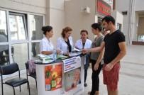 HÜKÜMET KONAĞI - Aliağa'da Alzheimer Standı Açıldı