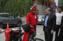 AVUSTURYA - Almanya'dan Türkiye'ye Darbe Protestosu İçin Pedal Çevirdi