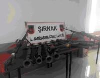 KESKİN NİŞANCI - Atmaca 2016-33 Şehit Jandarma Uzman Çavuş Ali Çakar-5 Operasyonu