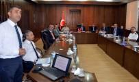 FARUK GÜNGÖR - Aydın'da Asayiş Güvenlik Koordinasyon Toplantısı Gerçekleştirildi